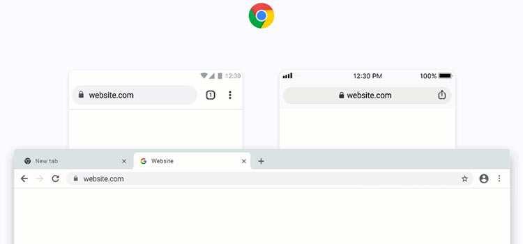 Redesigning Chrome