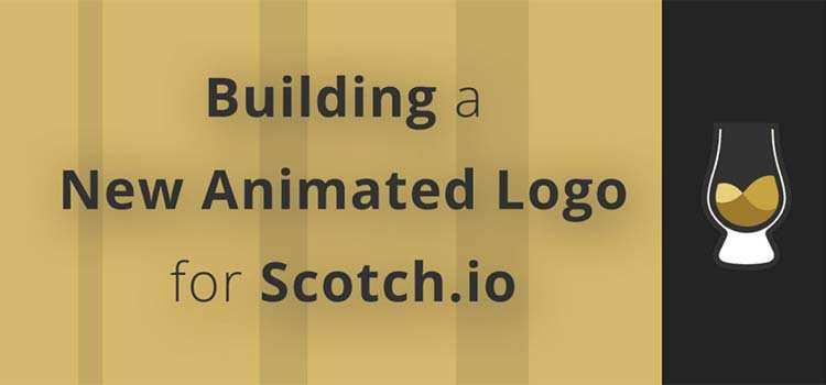 Building the New Scotch.io Animated SVG Logo