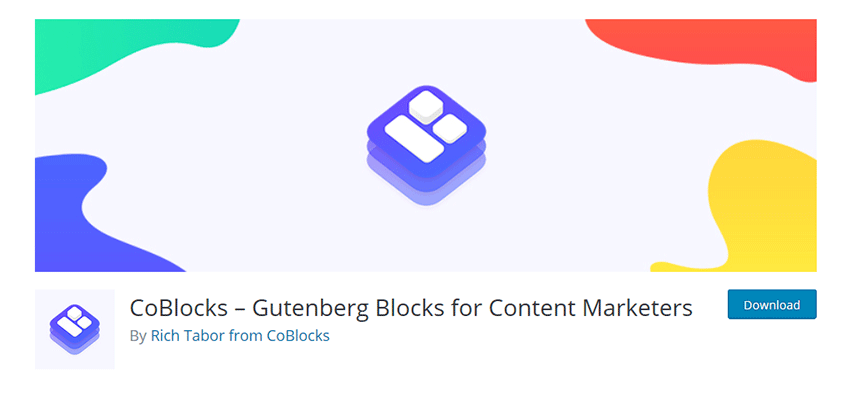 CoBlocks – Gutenberg Blocks for Content Marketers