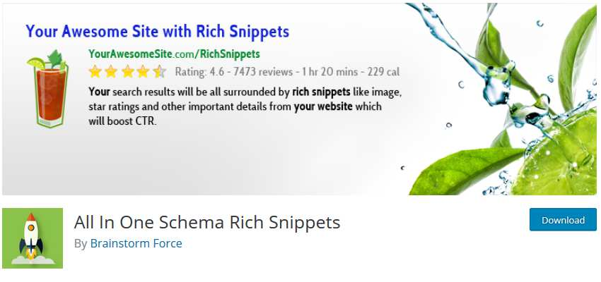 All In One Schema Rich Snippets wordpress php