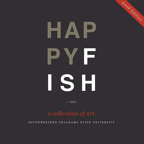 Happy Fish, A Collection of Art - Southwestern Oklahoma State University