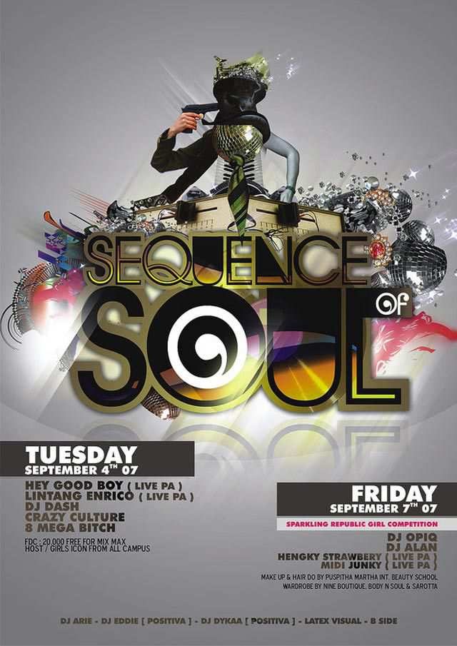 Sequence of Soul Flyer