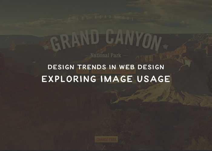 Exploring Image Usage Design Trends in Web Design