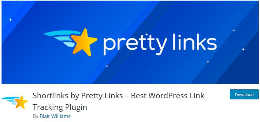 Shortlinks by Pretty Links wordpress php