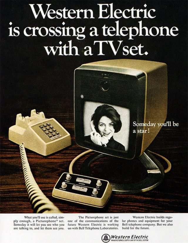 vintage poster advertisment design Western Electric