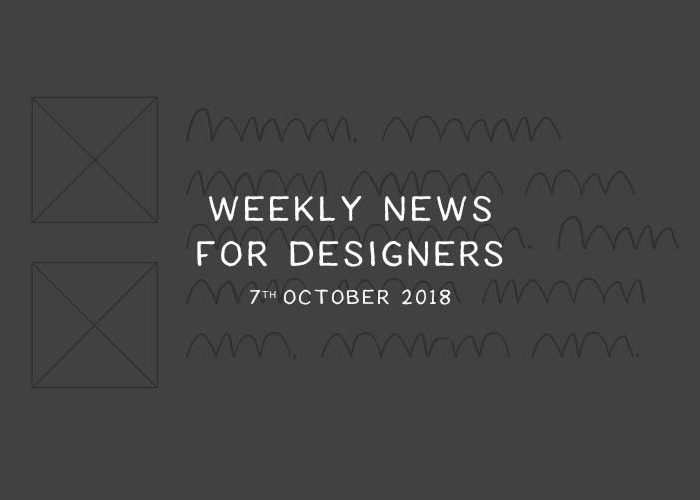 Weekly News for Designers № 457