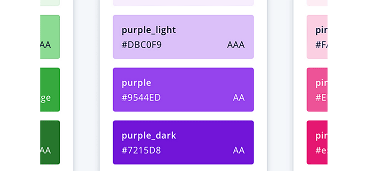 A guide to color accessibility in product design