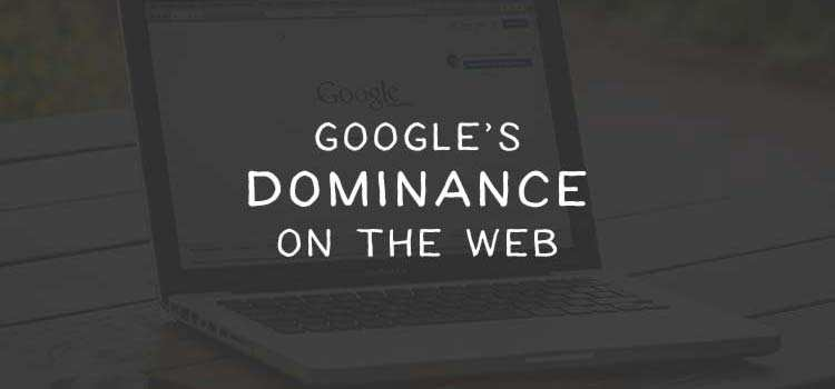 Google's Dominance on the Web, 20 Years In