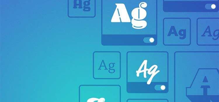 Typekit is Adobe Fonts