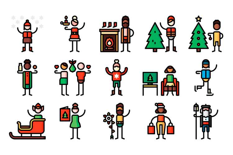 christmas-pictogram-free-thumbnail