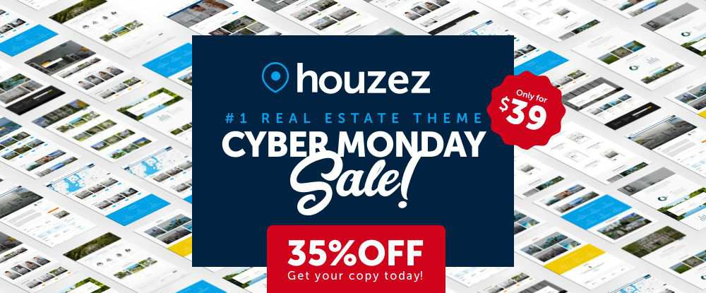 Houzez - Highly Customizable Real Estate WordPress Theme