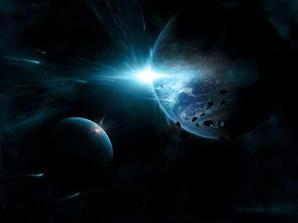 space wallpaper Misconstrue Image
