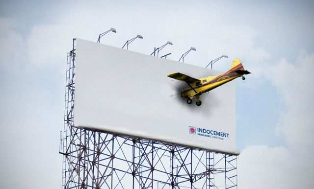 creative advertising Heidelberg Cement Group