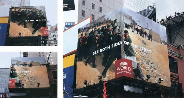 creative advertising See both Sides of the Story