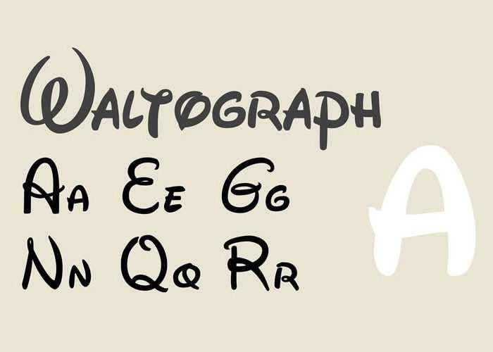 disney-font