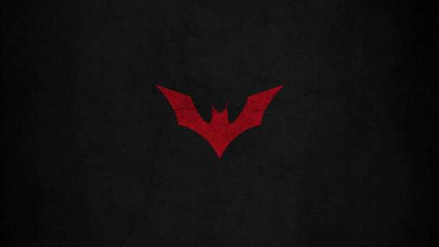 Minimal Wallpaper Desktop Batman Beyond