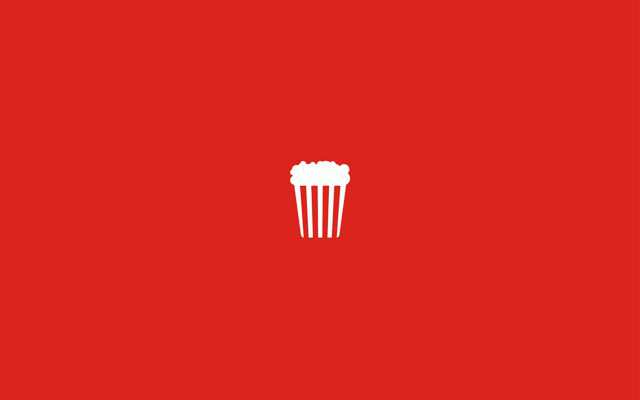 Minimal Wallpaper Desktop Popcorn