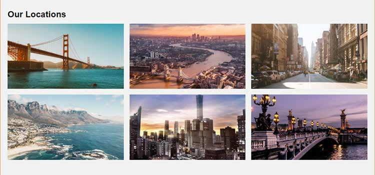 Create a CSS Grid Image Gallery