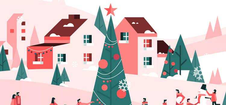 A Selection of Festive Websites to Get You in the Mood for Christmas