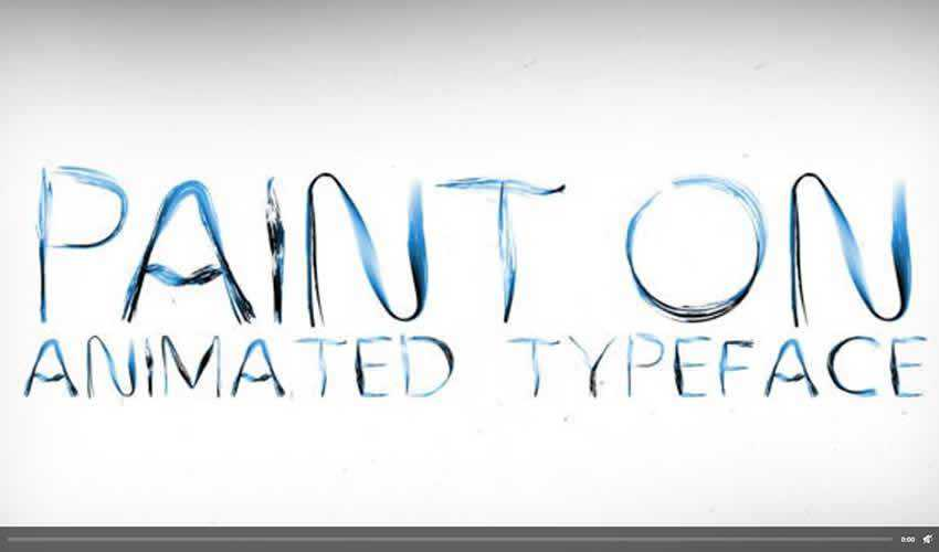 text type font typography animation ae adobe after effects template motion design project files video movie