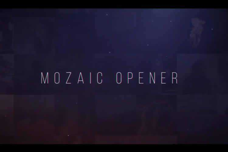 opener animation ae adobe after effects template motion design project files video movie free