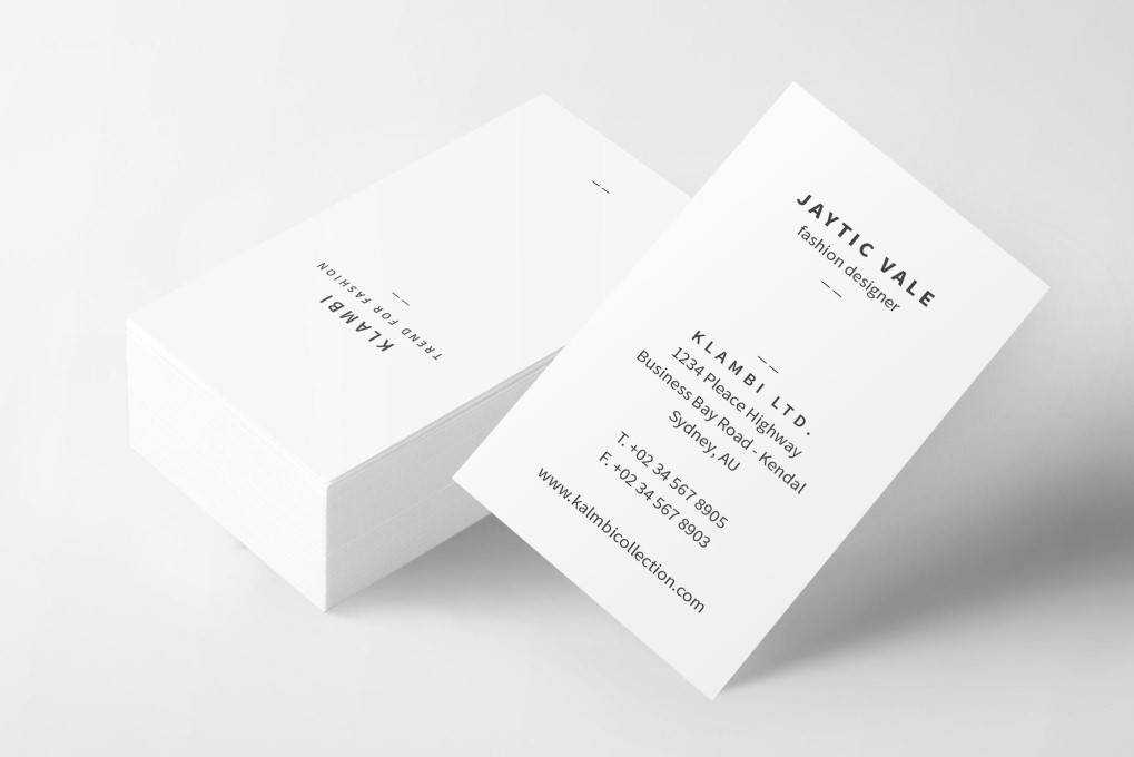 The Best 15 Business Card Templates & Mockups