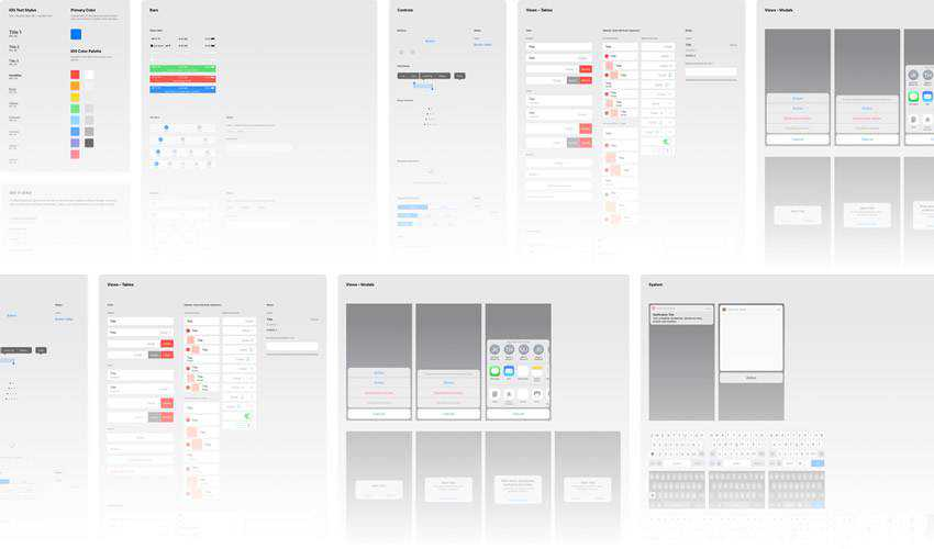 sketch mobile app ui kit sketch ux format free design creative sketch.app