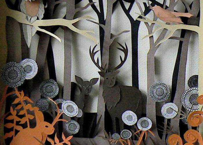 50 Incredible Examples of Origami Paper Art