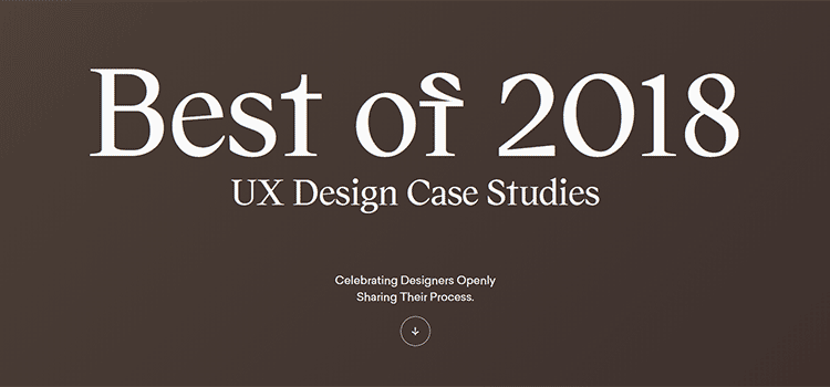 UX Design Case Studies