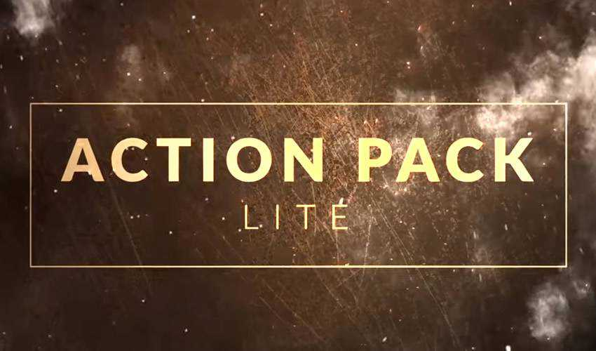 25 Action Compositing Elements Free