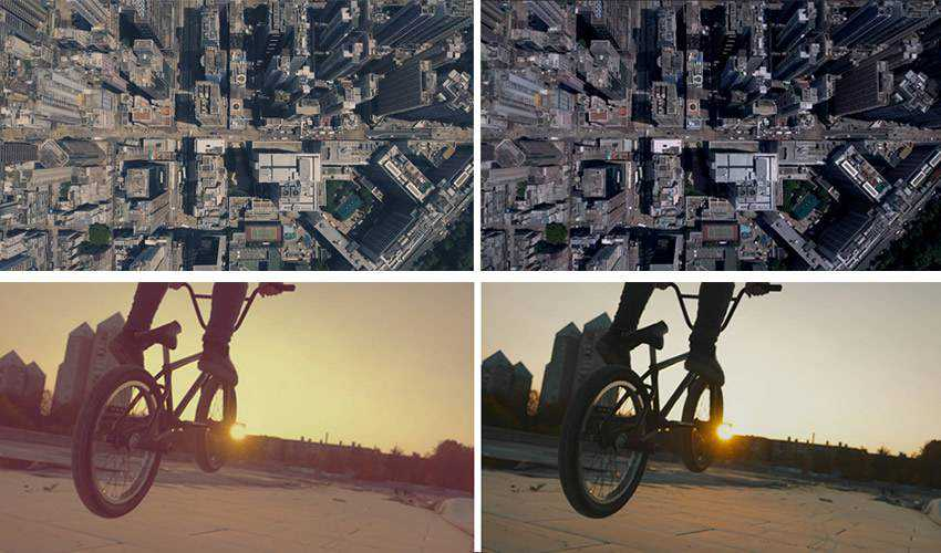 35 LUTs for Color Grading Videos Free