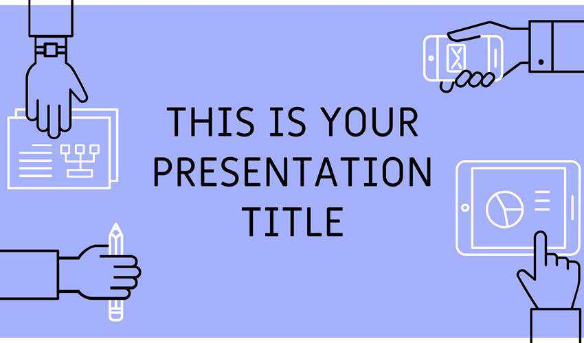 Roderigo google slides theme presentation template free