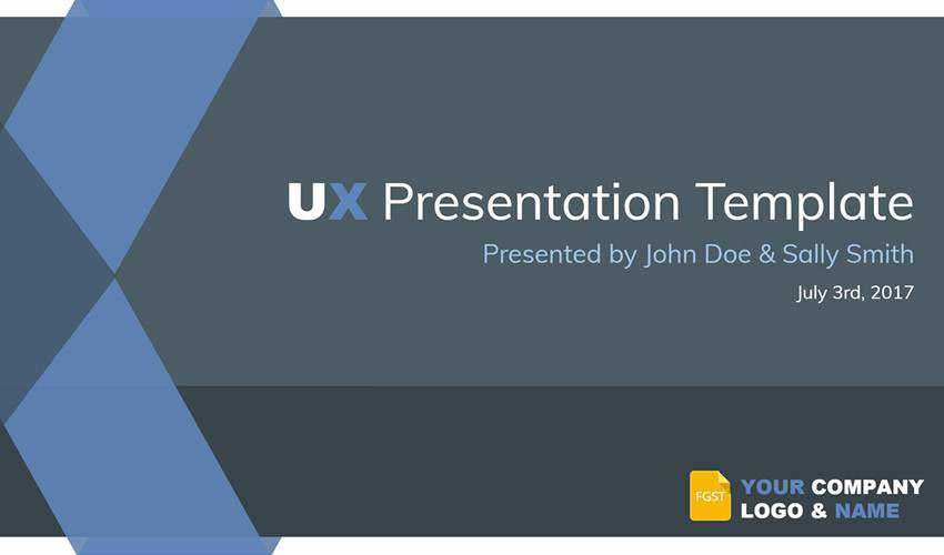 ux user experience google slides theme presentation template free