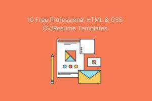 html-resume