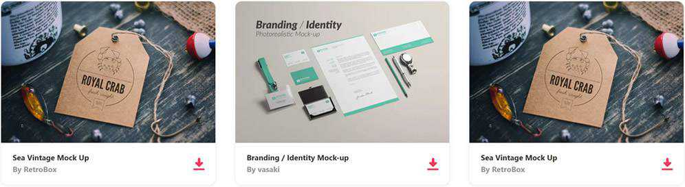 Product Mockup Templates