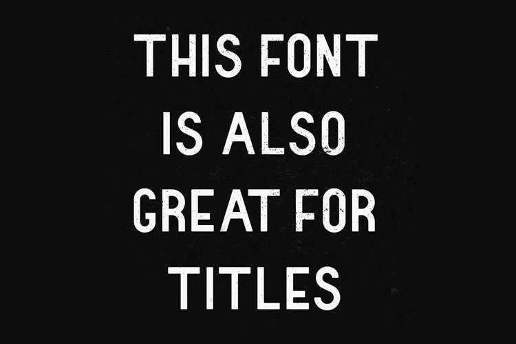 30 Creative & Quirky Free Fonts