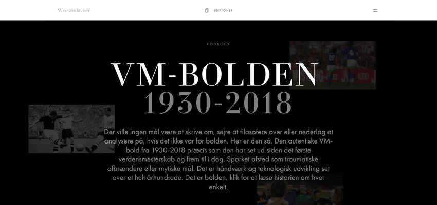 VM-Bolden sport fitness web design inspiration ui ux