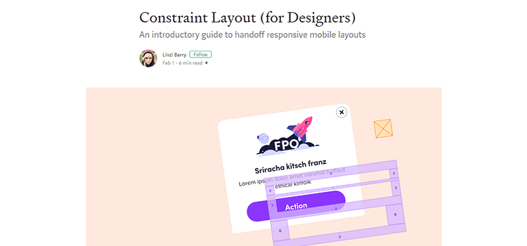Constraint Layout (for Designers)