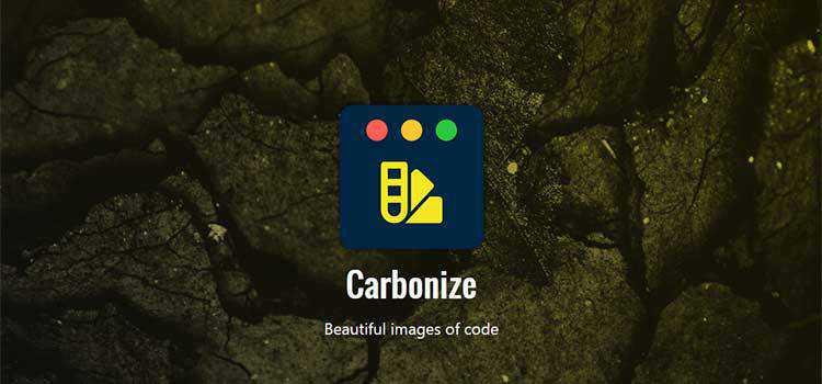Carbonize