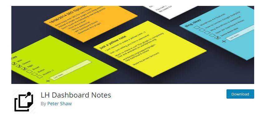 LH Dashboard Notes