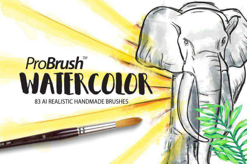 Watercolor ProBrush
