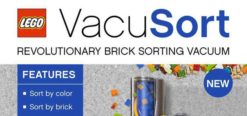 LEGO VacuSort