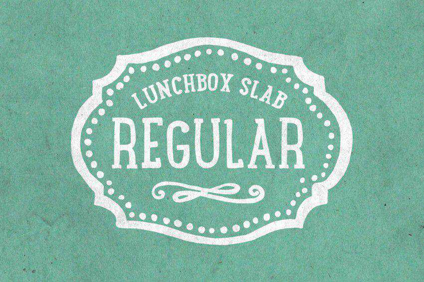 Lunchbox Slab Regular