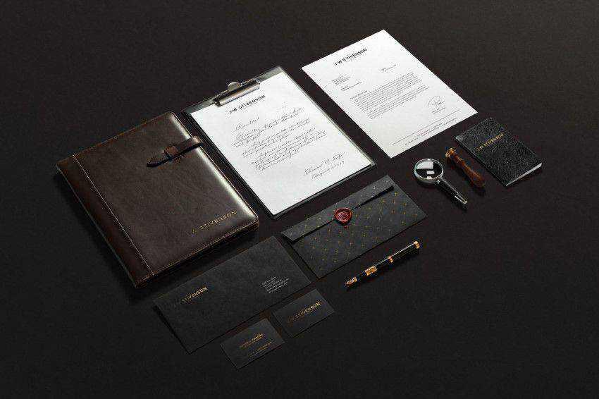 Luxury Branding Mockup