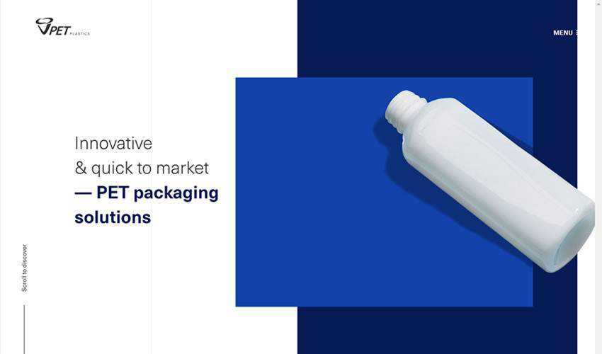 VPet business corporate website web design inspiration ui ux