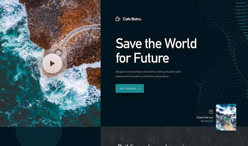 Corporate Website Design business website web design inspiration ui ux