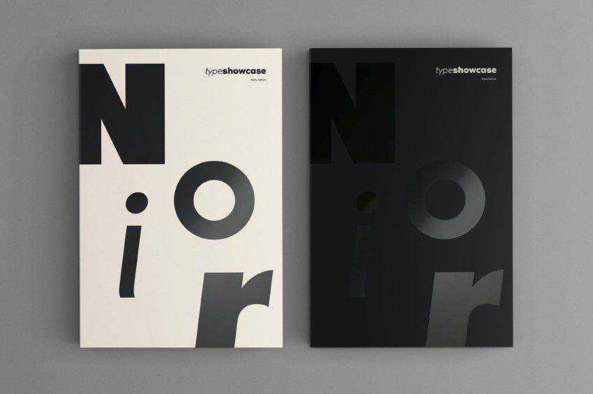 Noir Pro clean font