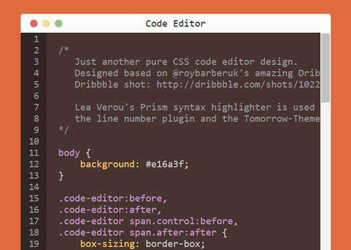 10 CSS & JavaScript Snippets for Beautiful Syntax Highlighting