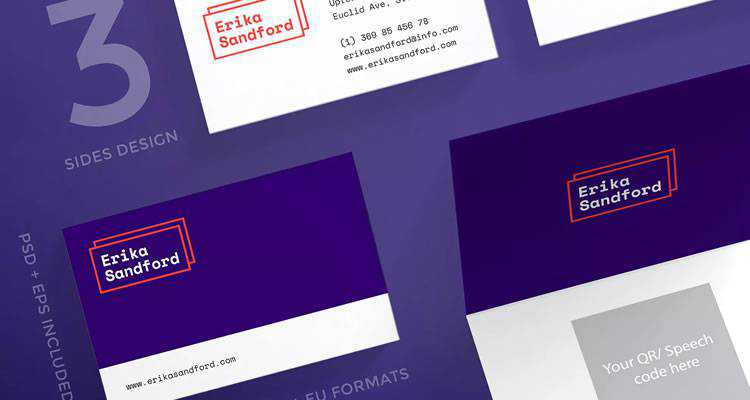 Services Business Card Template