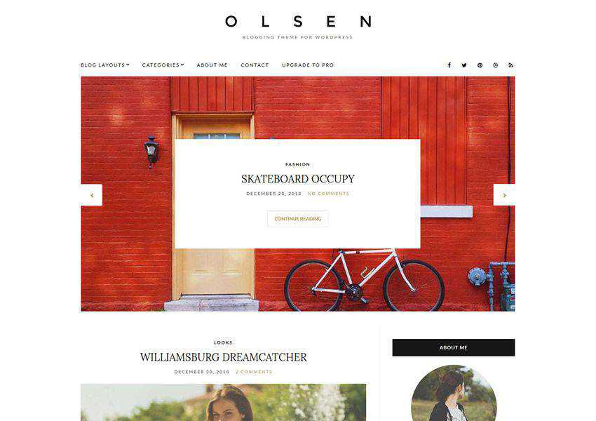 The 15 Best Free Fashion Lifestyle Wordpress Themes For 2020